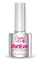 Crystal Nails Mattever Matte Top Gel