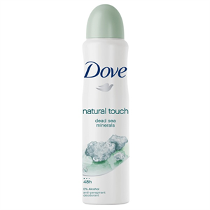 Dove Natural Touch Deo Spray