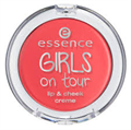Essence Girls On Tour Lip & Cheek Creme