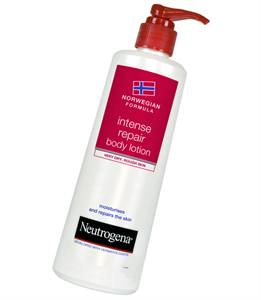 Neutrogena Intense Repair Body Lotion