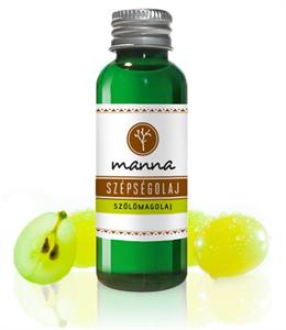 Manna Szőlőmagolaj Szépségolaj