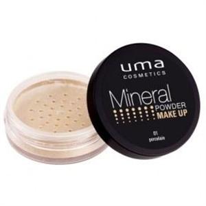 Uma Cosmetics Mineral Powder Make Up Áttetsző Ásványi Púder