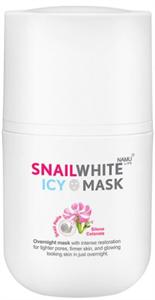 Namu Life Snailwhite Icy Bőrtökéletesítő Maszk