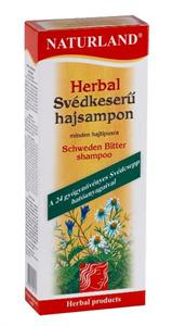 Naturland Herbal Svédkeserű Hajsampon (régi)