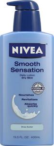 Nivea Smooth Sensation Testápoló