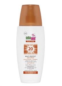Sebamed pH 5.5 Multi Protect Fényvédő Spray SPF20