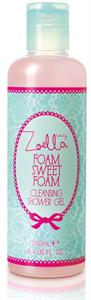 Zoella Beauty Tutti Fruity Foam Sweet Foam Tusfürdő