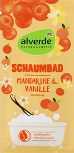 Alverde Mandarin és Vanília Habfürdő