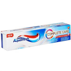Aquafresh Complete Care Fogkrém