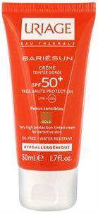 Uriage Bariésun Színezett Arckrém (Sötét) SPF50+