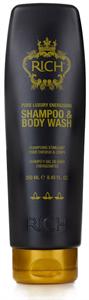 Rich Energising Shampoo & Body Wash