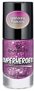 Essence Superheroes Galaxy Flakes Körömlakk