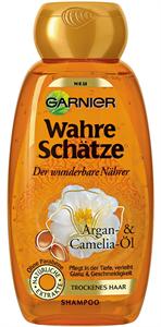 Garnier Wahre Schatze Shampoo Argan- & Camelia-Öl