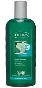 Logona Ginkgo Regeneráló Sampon