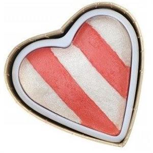 I Heart Makeup Candy Cane Heart