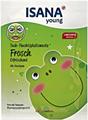 Isana Young Tuch-Feuchtigkeitsmaske Frosch