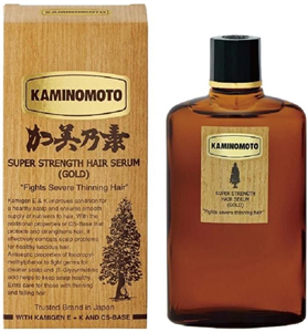 Kaminomoto Super Strength Hair Serum Gold