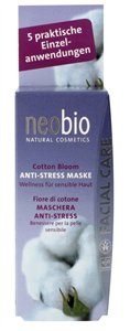 Neobio Cotton Bloom Anti-Stressz Maszk