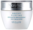 Oriflame NovAge Bright Sublime Advanced Bőrhalványító Nappali Krém SPF20
