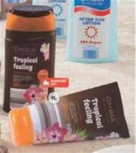 Ombia Suncare Tropical Feeling Sonnengel SPF 20