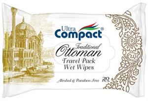 Ultra Compact Ottoman Frissítőkendő