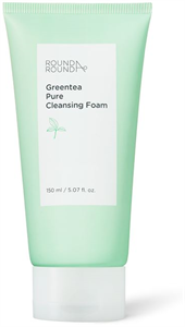 Round A'round Green Tea Pure Cleansing Foam