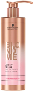 Schwarzkopf Professional Blondme Blush Wash