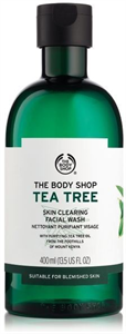 The Body Shop Teafaolajos Arclemosó