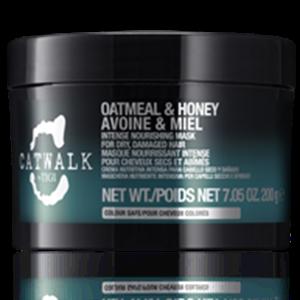 Tigi Catwalk Oatmeal&Honey Intenzív Hajmaszk