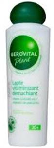 Gerovital Plant Vitaminos Arclemosó Tej
