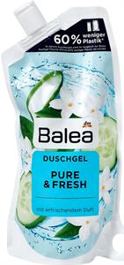 Balea Pure & Fresh Tusfürdő Utántöltő