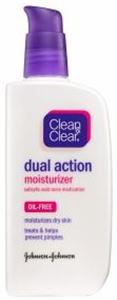 Clean&Clear Dual Action Moisturizer