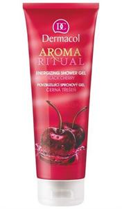 Dermacol Aroma Ritual Energizing Black Cherry Tusfürdő
