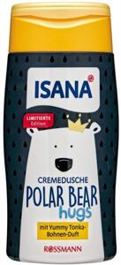Isana Polar Bear Hugs Krémtusfürdő