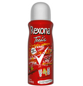 Rexona for Teens Izzadásgátló Deo Spray