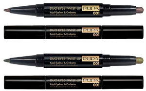 Pupa Savanna Duo Eyes Twist-Up Kajal-Eyeliner & Eyeshadow