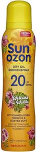 Sunozon Dry Oil Sonnenspray Welcome To Waikiki LSF20