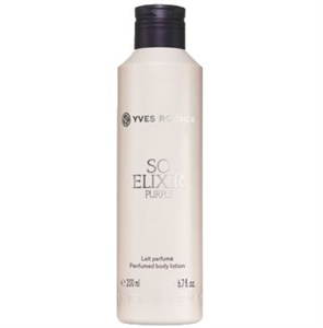 Yves Rocher So Elixir Purple Parfüm Testápoló