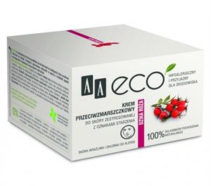 AA ECO Bőröregedést Gátló Arckrém Csipkebogyóval