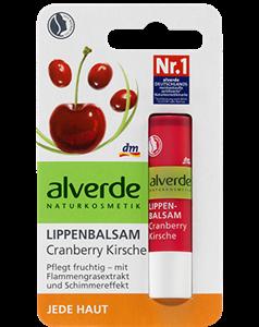 Alverde Ajakápoló Vörösáfonya-Cseresznye