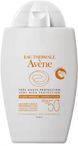 Avène Mineral Sunscreen Fluid SPF50