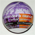 Body Club Fizzing Bath Bomb Lavender & Orange