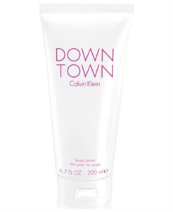 Calvin Klein Downtown Body Lotion