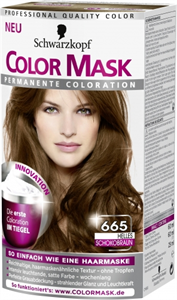 Schwarzkopf Color Mask Hajfesték