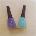 CR Cariuo Matte Series Nail Polish