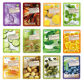 Foodaholic 3D Natural Pulp Essence Mask Sheet