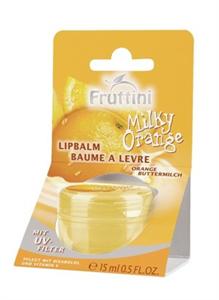 Fruttini Milky Orange Lipbalm