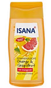 Isana Narancs és Grapefruit Tusfürdő