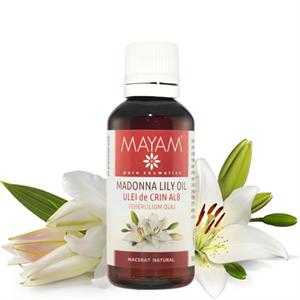 Mayam Fehér Liliomolaj