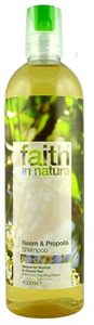 Faith In Nature Neemfa és Propolisz Sampon